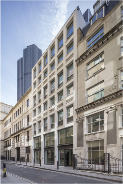 2 – 4 Paul Street, London EC2A 4UG