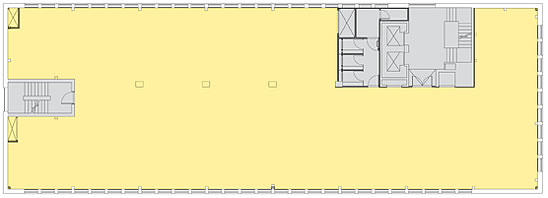 GPS House typical floor plan